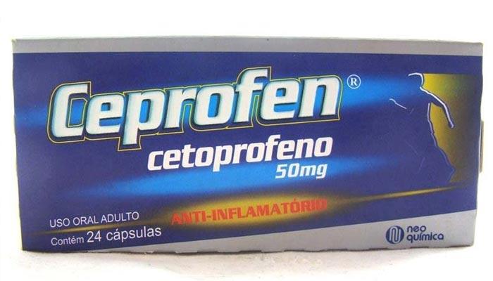 cetoprofeno para que serrve