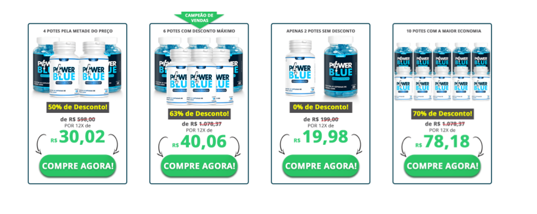 comprar Powerblue