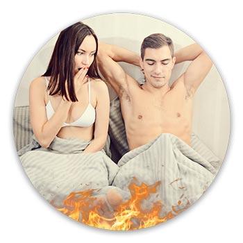 beneficios para melhorar a libido sexual
