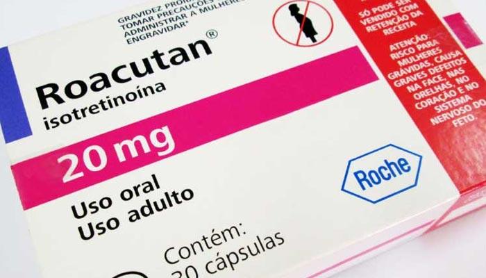 roacutan - Isotretinoina